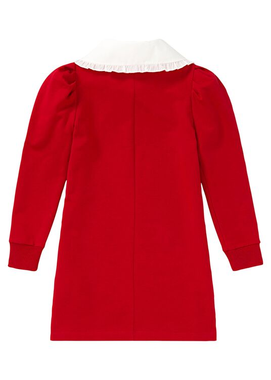 LS Kragen Olivia Sweat Dress image number 1