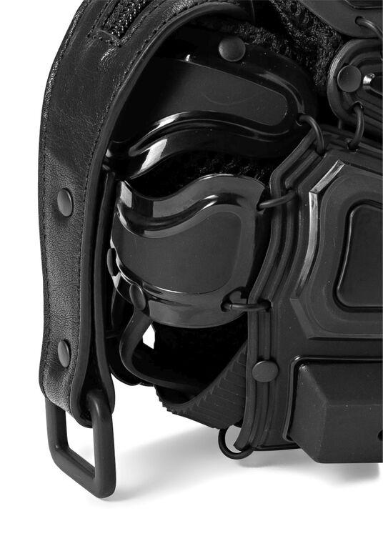 CLUTCH/CROSS BODY BAG BLACK_BLACK_PV image number 2