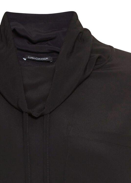 Blusenshirt mit Bänder-Detail image number 2