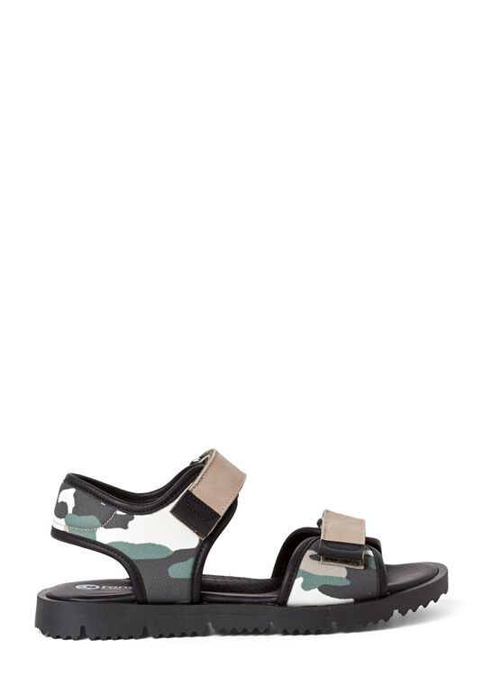 Camo Velcro Sandal image number 0