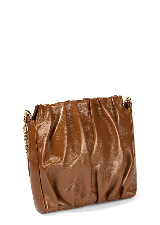 Square Vague Patent Lambskin Crossbody image number 1