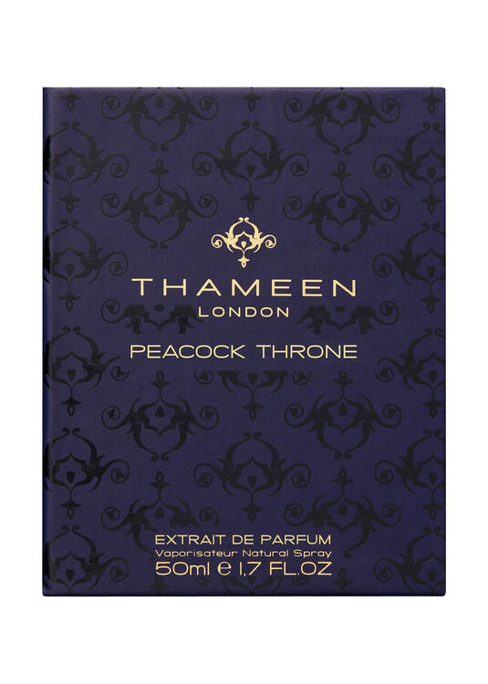 Peacock Throne Eau De Parfum 50ml image number 1