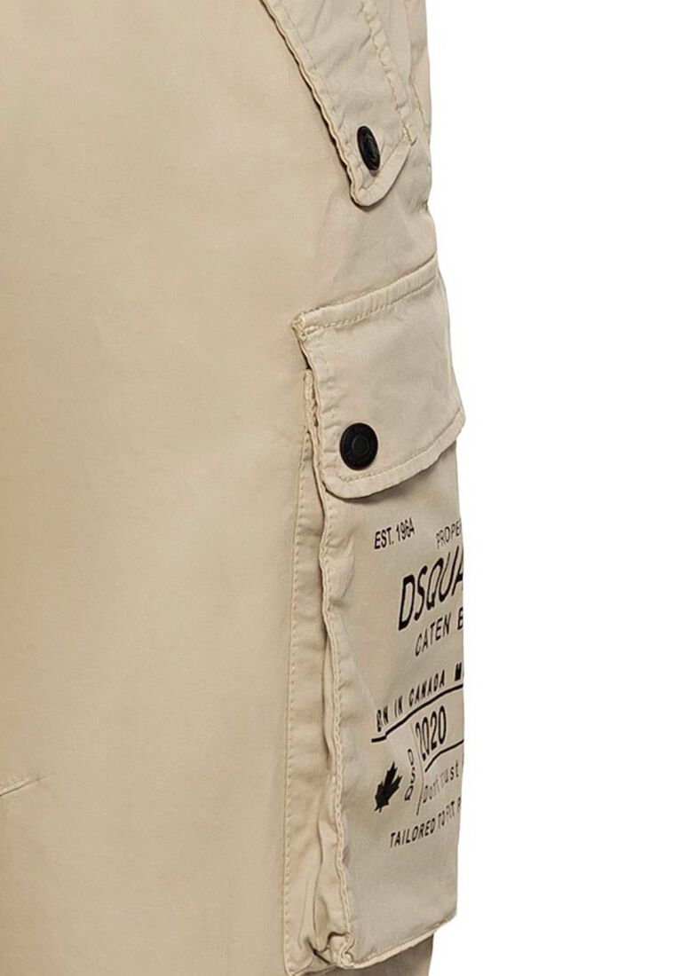 PANTS, Beige, large image number 2