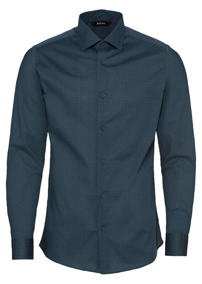 805284   DAMIANO L/S, Blau, large image number 0