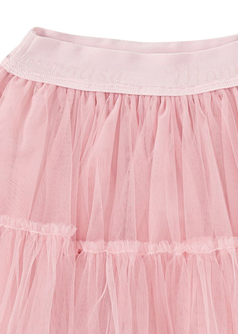 Tull Skirt, Pink, large image number 2