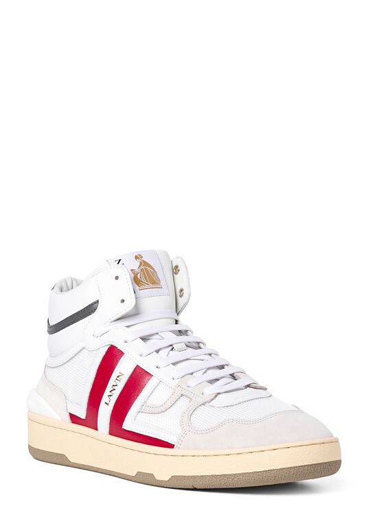 CLAY HIGH TOP SNEAKERS image number 1