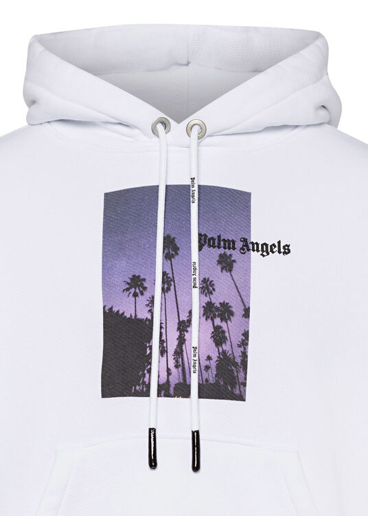STARS AND PALMS HOODY image number 2