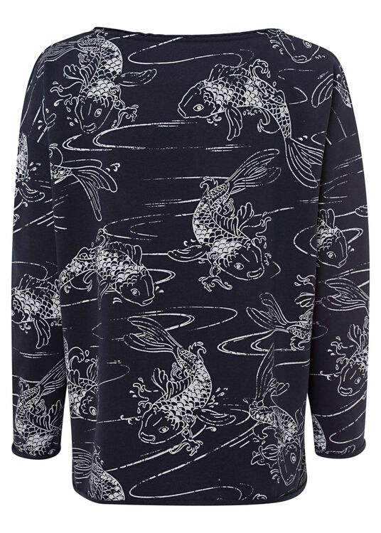 Fleece Sweater Kois image number 1