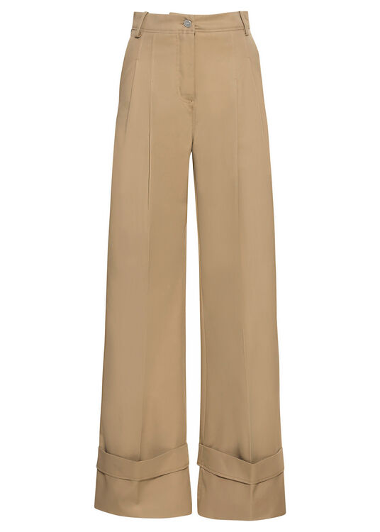 FLARED CHINO TROUSER image number 0