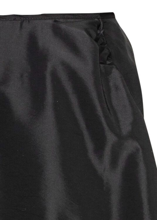 PANEL SKIRT WITH WIDE POCKETS image number 3