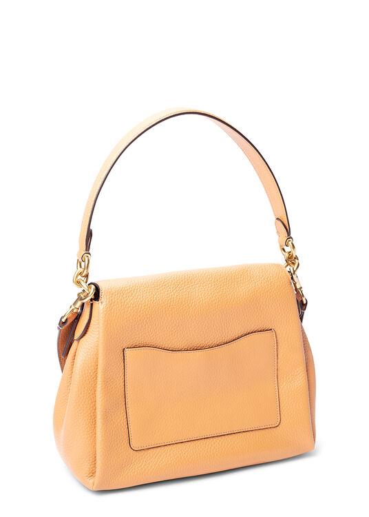 soft pebble leather may shoulder bag image number 1