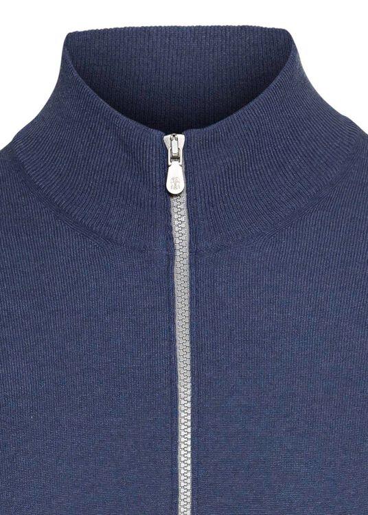Full Zip Cashmere Cardigan image number 2