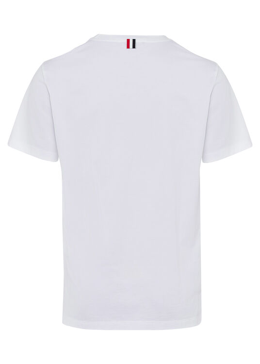 RELAXED FIT SS TEE image number 1