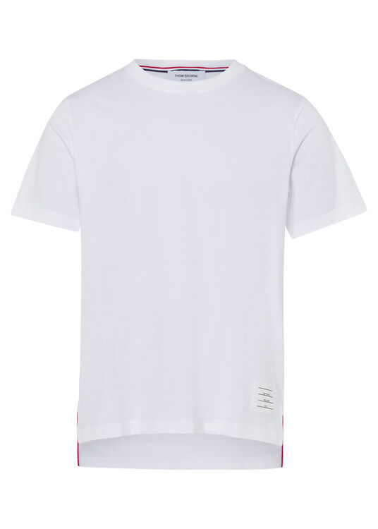 RELAXED FIT SS TEE image number 0
