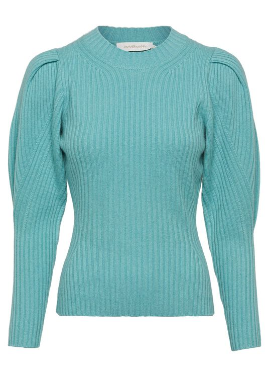 Ladybeetle Draped Sweater image number 0