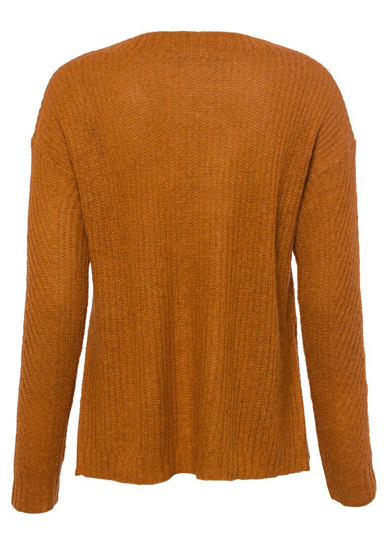 Pullover, Orange, large image number 1