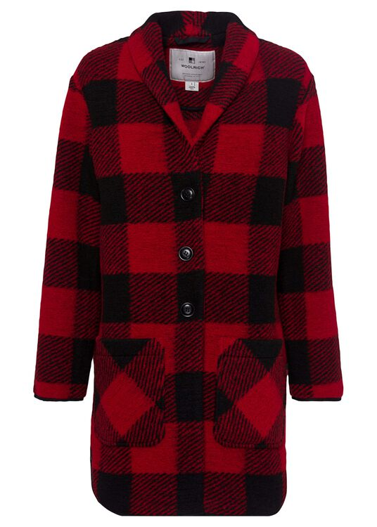 W'S GENTRY COAT, Rot, large image number 0