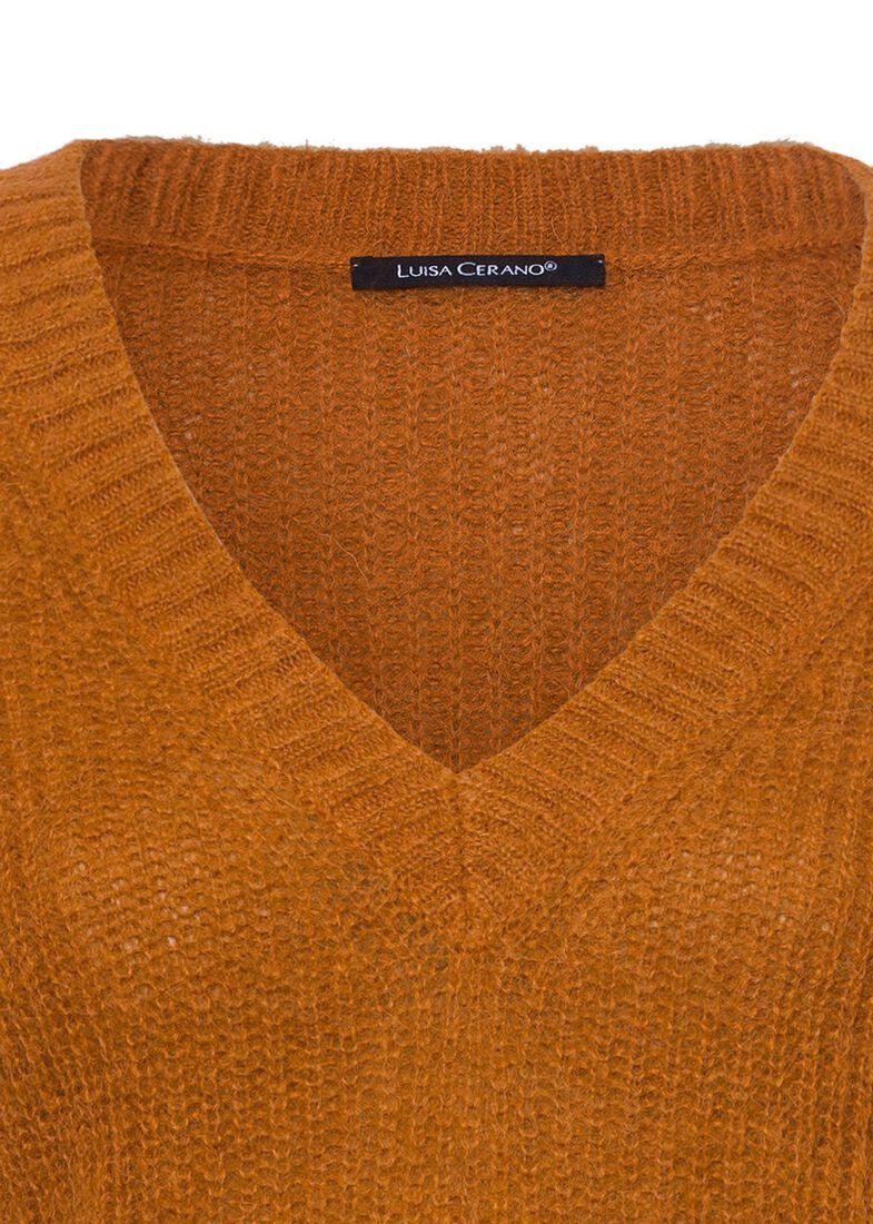 Pullover, Orange, large image number 2