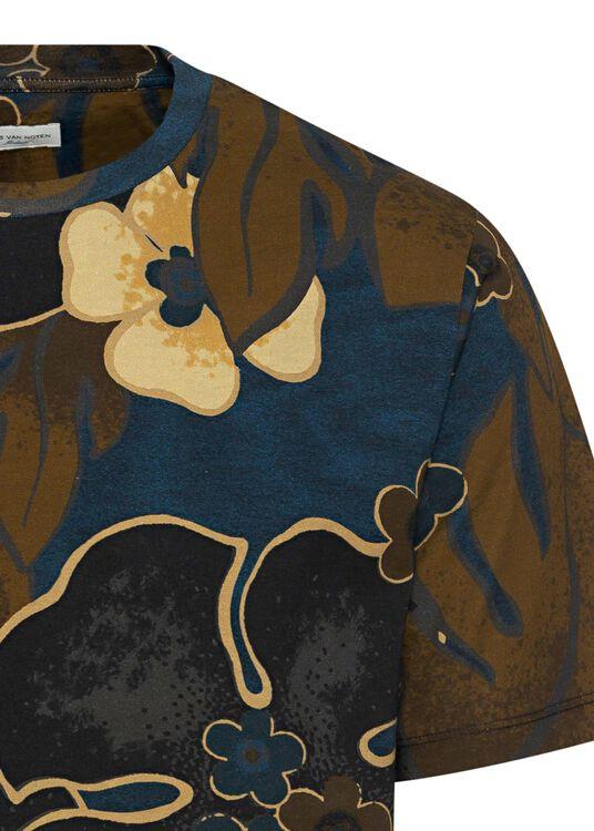 HABSA PR 1601 M.K.T-SHIRT, Mehrfarbig, large image number 2