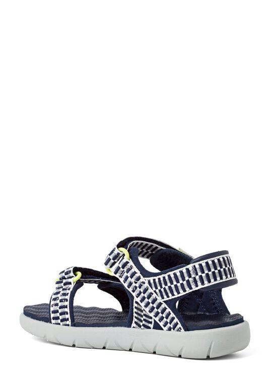 Perkins Row Webbing Sandal BLACK IRIS image number 2