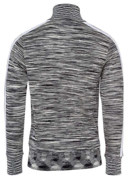 PA MISSONI KNITTED TRACK JKT image number 1