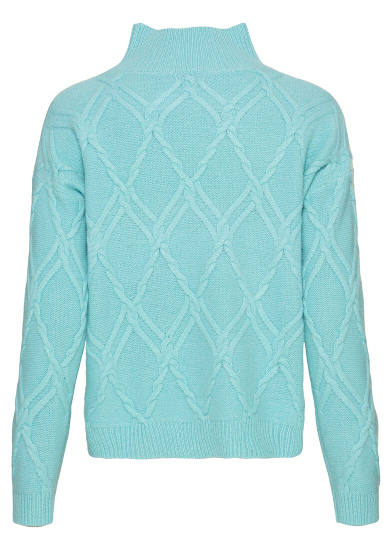 Pullover, Blau, large image number 1