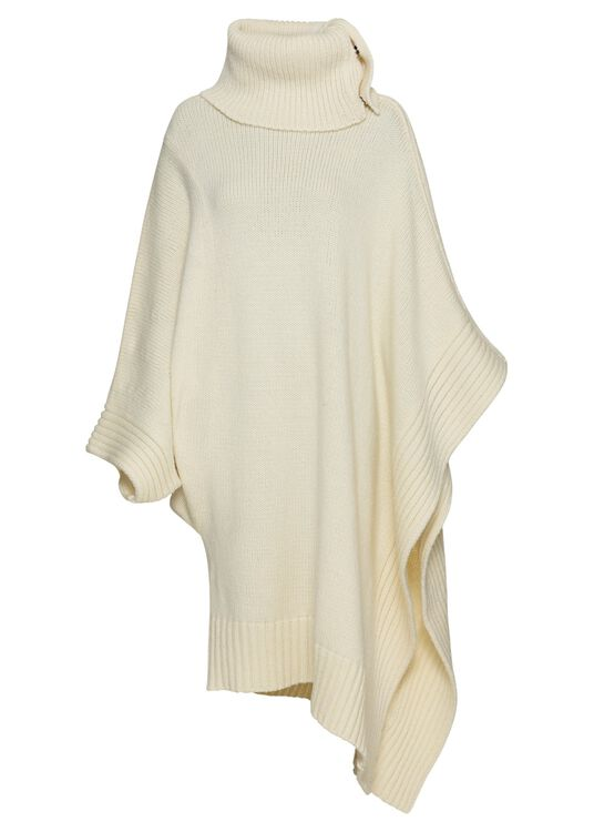 POPPERS KNIT CAPE image number 0