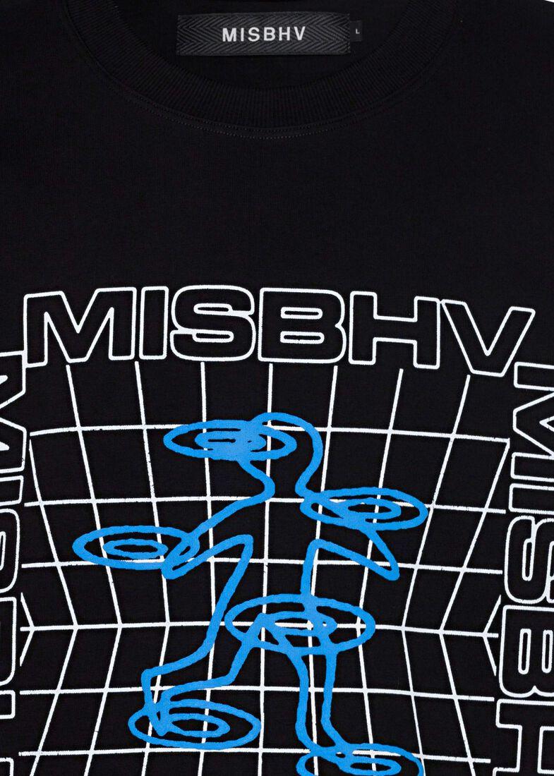 LOST T-SHIRT, Schwarz, large image number 2