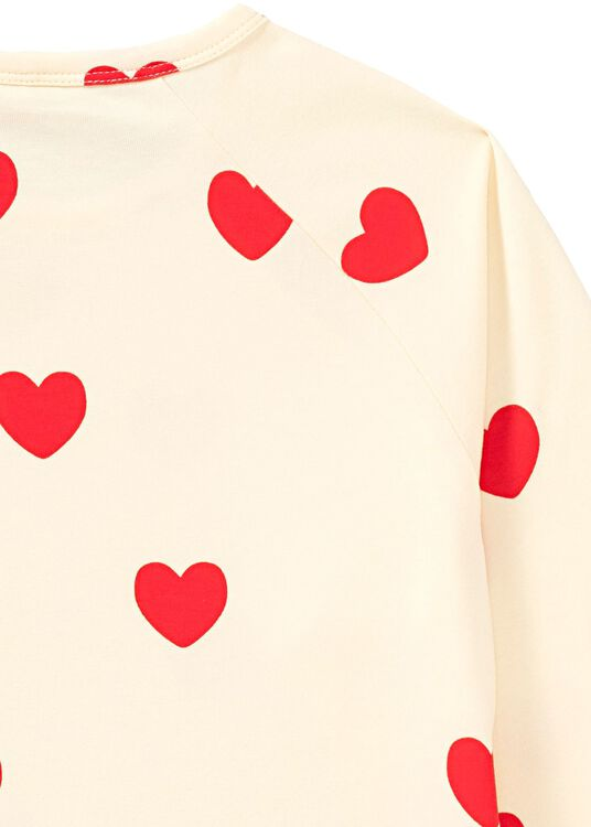 Heart LS Dress, , large image number 3