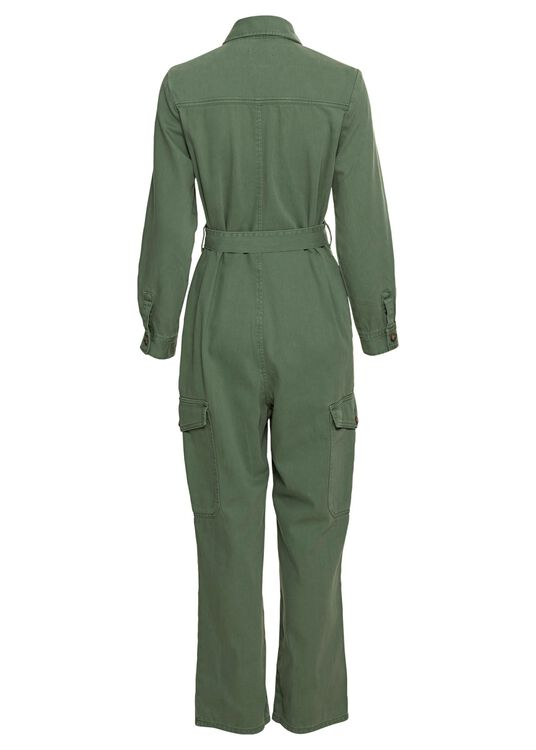 Troy Utility Coverall, Grün, large image number 1