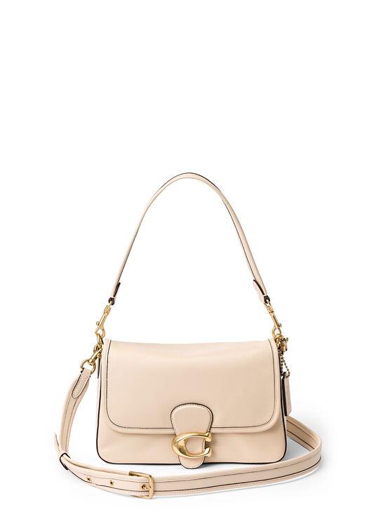 soft calf leather tabby shoulder bag image number 0