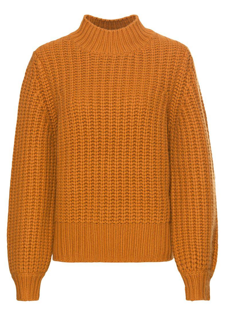 Sweater, Orange, large image number 0