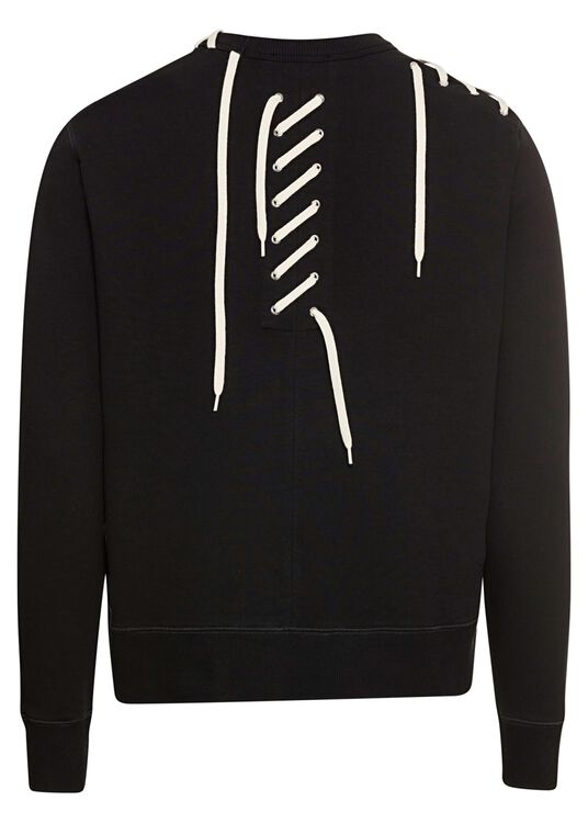 Laced Sweatshirt image number 1