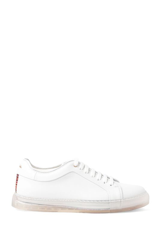 MENS SHOE NASTRO WHITE image number 0