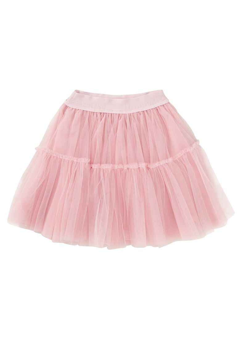 Tull Skirt, Pink, large image number 0