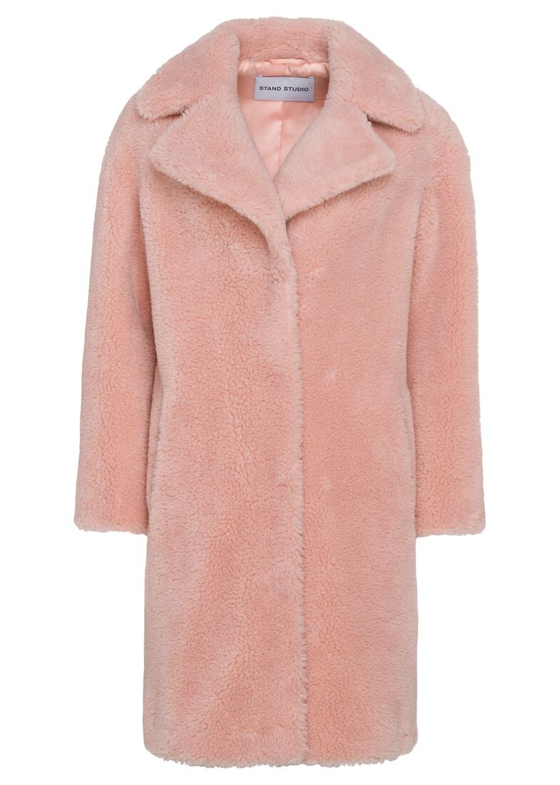 Camille Cocoon Coat, Rosa, large image number 0