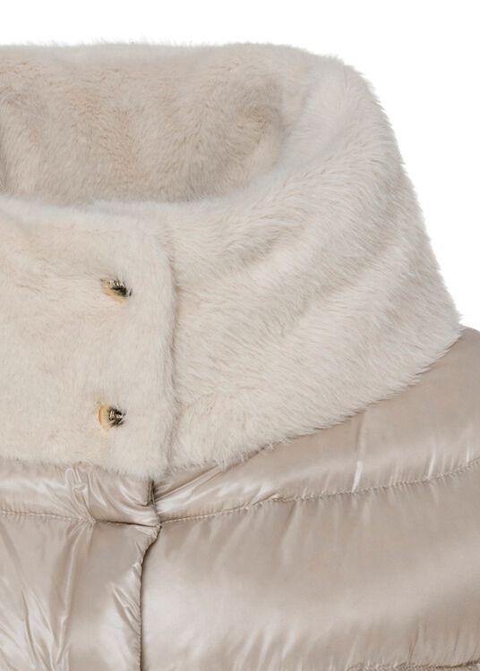 Woman's Woven Half Coat image number 2