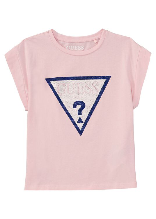 SS Guess Cropped Tee image number 0