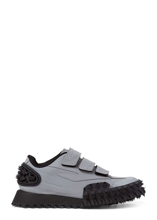 LOW-TOP SNEAKER WITH CHUNKY SOLE image number 0