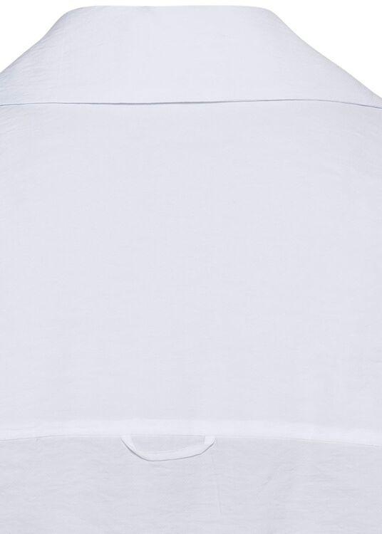 L/S WRAP SHIRT DRESS image number 3