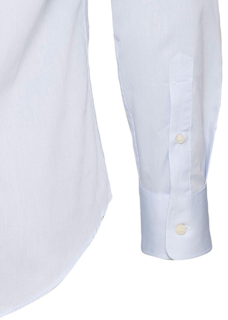 FORWARD    shirt stand-up collar, Blau, large image number 3
