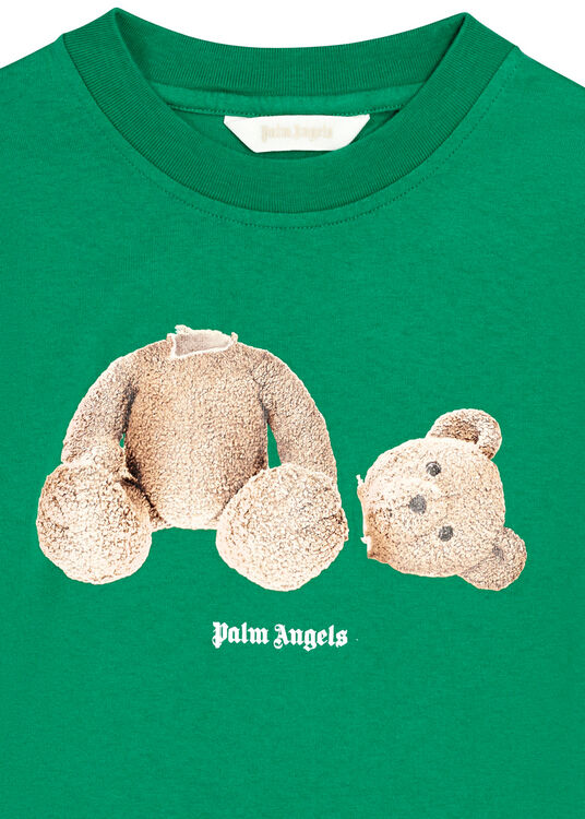 PALM ANGELS BEAR TEE S/S image number 2
