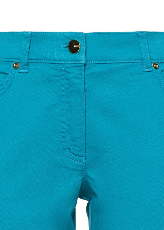 Five-Pocket J575 1010441 01, Blau, large image number 2