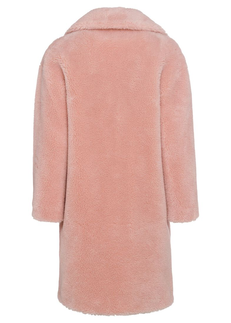 Camille Cocoon Coat, Rosa, large image number 1