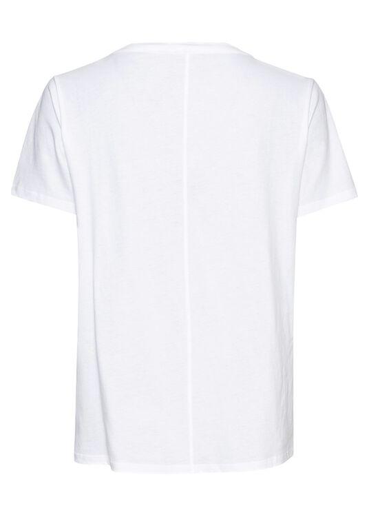 T-Shirt mit Wording-Print image number 1