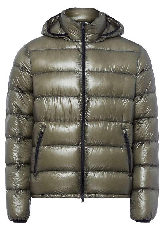 Men's Woven Jacket, Grün, large image number 0