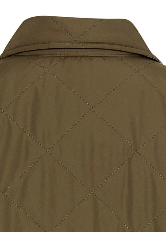 Barbour Nelson Quilt   Olive/O image number 3