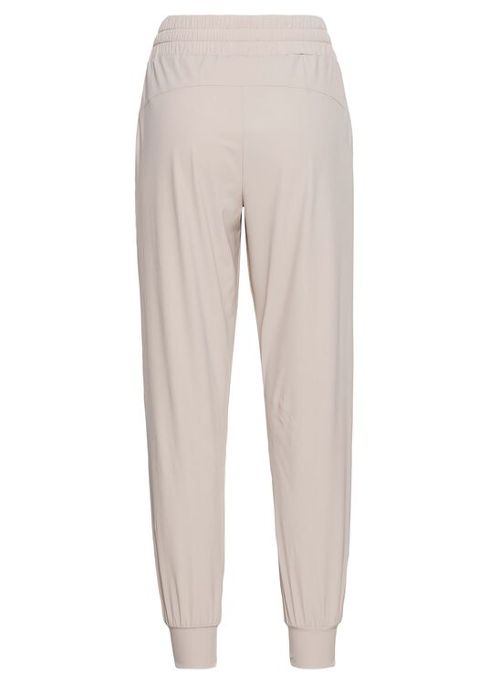 LUXE LEGER TRACK PANTS SHEER image number 1