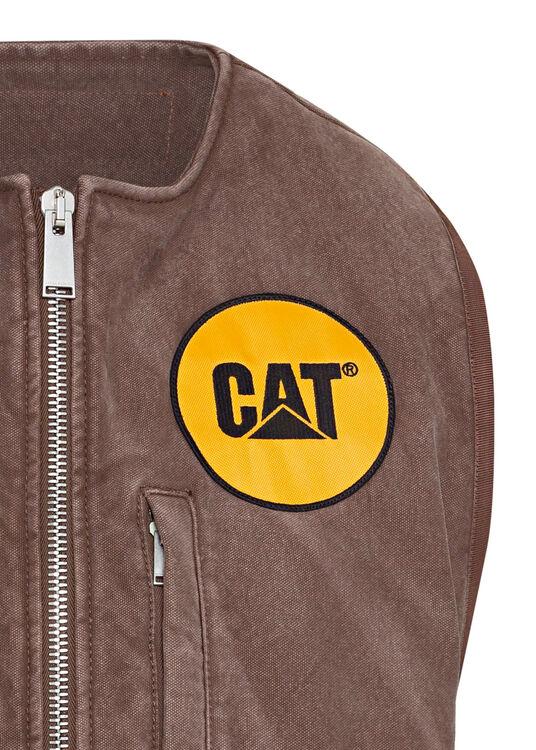 CAT STONE CANVAS HARNESS VEST image number 2