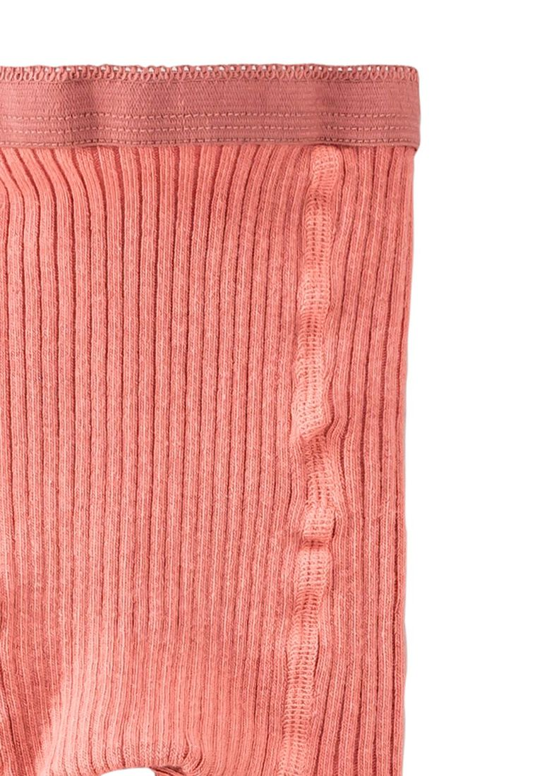 Glitter Rib Tights, Rosa, large image number 3